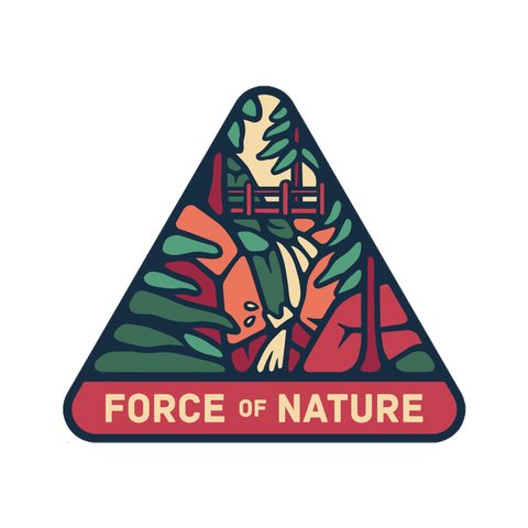 Force of Nature Decal
