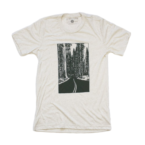 The Redwoods Tee