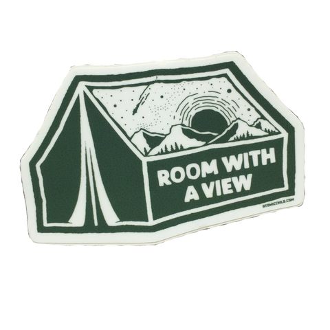 Room With a View Decal