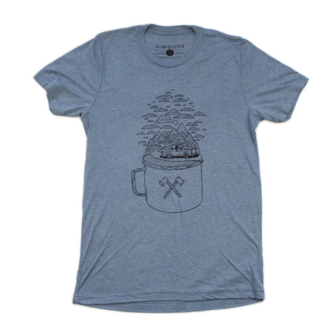 Truck Cup Tee