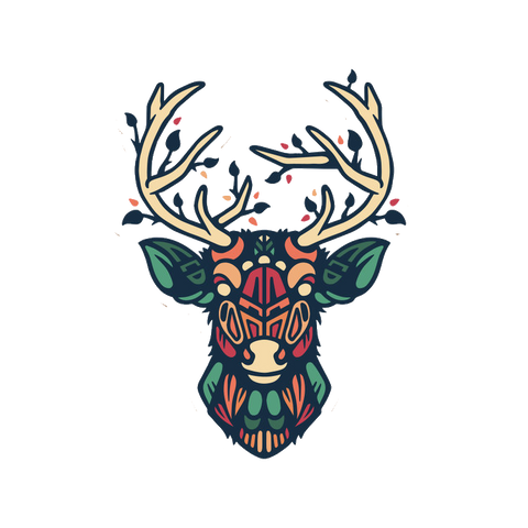 Deer Decal