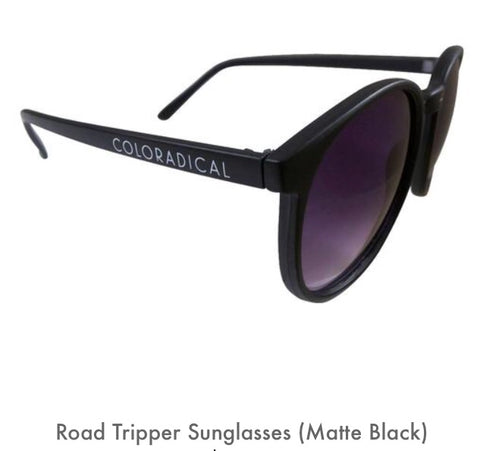 Coloradical - Black Road Tripper Shades