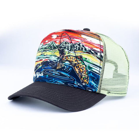 Abby Paffrath - Tight Lines Hat