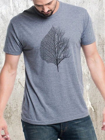 Leaf and Tree Tee