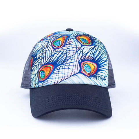 Abby Paffrath - Strut Feathers Hat