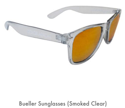 Coloradical - Clear Bueller Shades