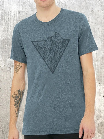 Peak Diamond Tee