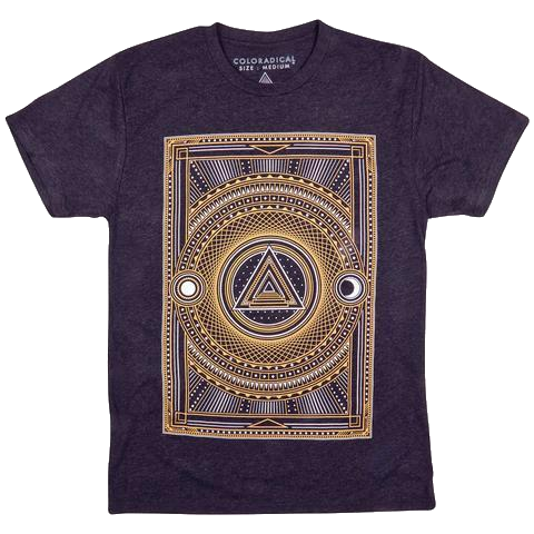 Coloradical - The Path Tee