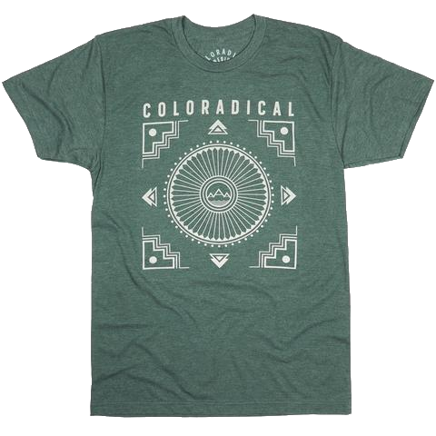 Coloradical - Compass Tee