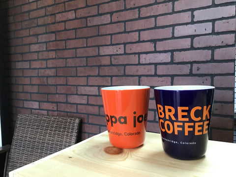 Breck Coffee - Mugs