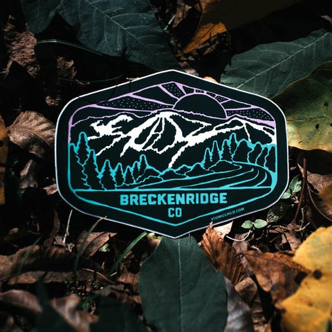 Breckenridge Sticker