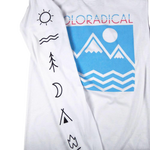 Coloradical - Square Vibes Long Sleeve