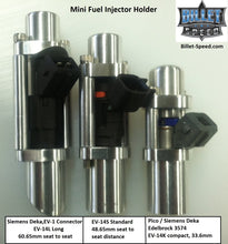 additional fuel injector holder boss bung