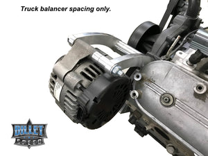 LS Alternator Bracket Billet Speed