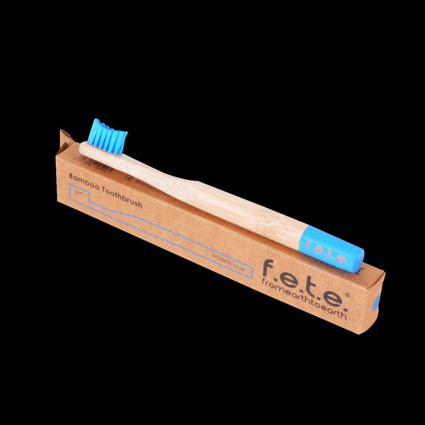 F.E.T.E. - Kids Bamboo Toothbrush
