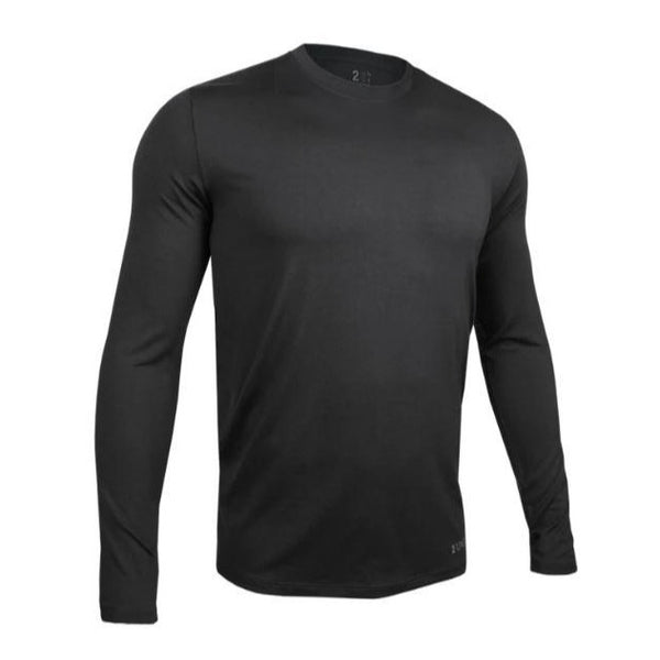 2undr - Long Sleeve Crew Tee