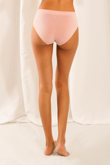 LNBF - Bamboo High Waisted Full Brief Sustainable Underwear All Things Being Eco