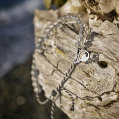 4Ocean - Limited Edition Orca Whale Bracelet All Things Being Eco Chilliwack Recycled Ocean Plastic Jewelry