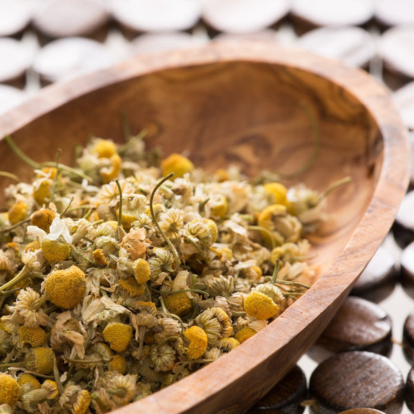 All Things Being Eco - Bulk Dried Whole Chamomile Flowers Zero Waste DIY Ingredients All Things Being Eco