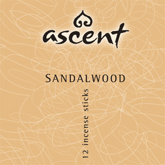 Ascent Sandalwood Incense