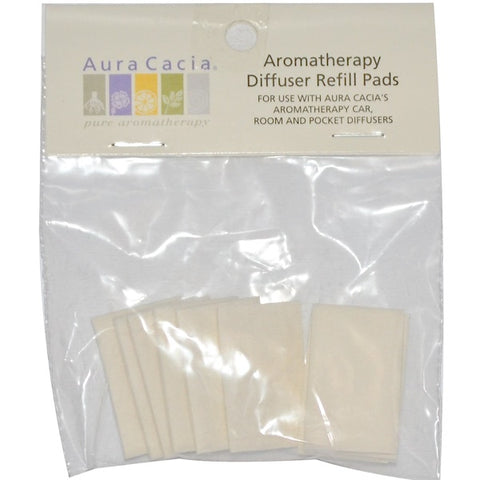 Aura Cacia Aromatherapy Diffuser Refill Pads