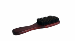 Rockwell Razors - Boar Bristle Hair Brush- all things being eco Chilliwack- grooming- hardwood handle