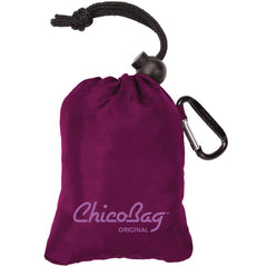 ChicoBag Original - Reusable Grocery Bag Rolled up in Bag