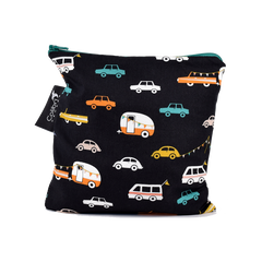 Colibri Road Trip Reusable Large Snack Bags