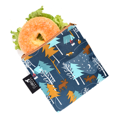 Colibri Camp Out Reusable Large Snack Bags Zero Waste Chilliwack