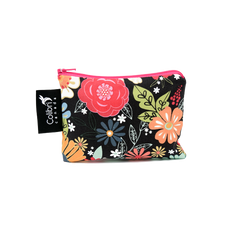 Colibri Reusable Small Snack Bags Flourish Print