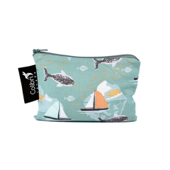 Colibri Reusable Small Snack Bags Narwhal