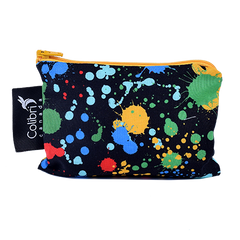 Colibri Reusable Small Snack Bags Splatter Zero Waste Chilliwack