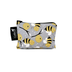 Colibri Reusable Small Snack Bags Bumble Bees