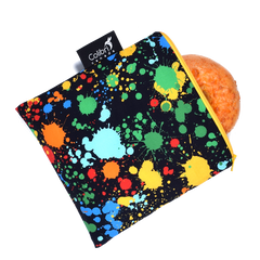 Colibri Splatter Reusable Large Snack Bags Zero Waste Chilliwack