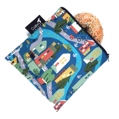 Colibri Urban Cycle Reusable Large Snack Bags Zero Waste Chilliwack