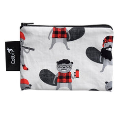Colibri - Reusable Small Snack Bags Beavers