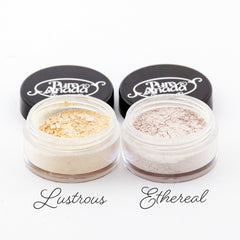 Pure Anada Highlight Powders Labelled