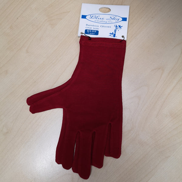 Blue Sky - Bamboo Reusable Gloves