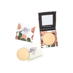 Pure Anada - Translucent Pressed Sheer Matte Foundation All Things Being Eco Chilliwack Refillable Mineral Organic Makeup