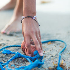 4Ocean - Shark Bracelet Do Good Jewelry All Things Being Eco