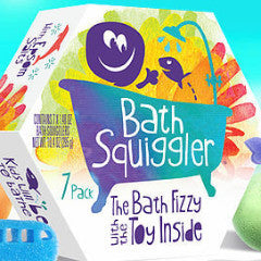 LOOT Toys - Bath Squiggler Set