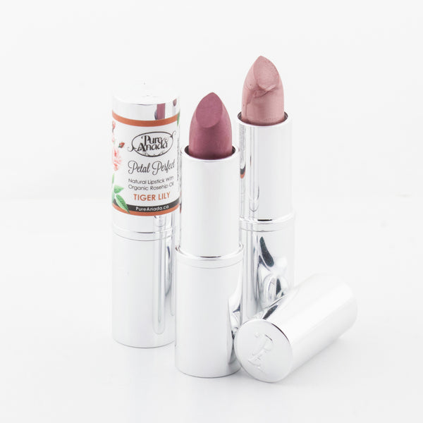 Pure Anada - Petal Perfect Lipstick Natural Canadian Made Makeup