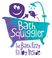 LOOT Toys - Individual Bath Squigglers Bath Fizzy