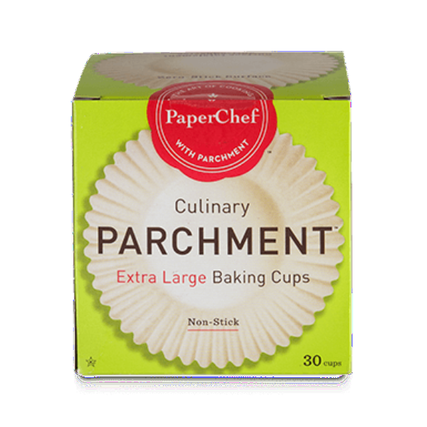 PaperChef - Culinary Parchment Baking Cups