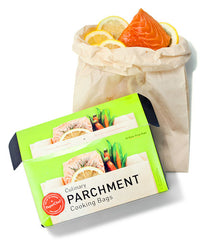 Paper Chef - Biodegradable Parchment Cooking Bags Compostable All Things Being Eco