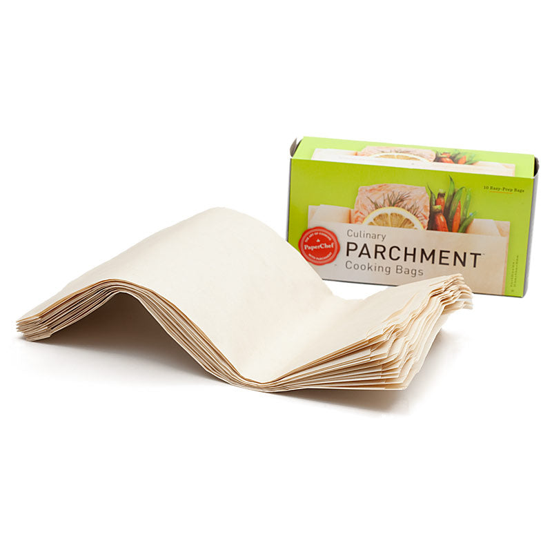 Paper Chef - Parchment Cooking Bags Compostable All Things Being Eco