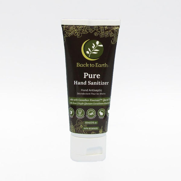 Back To Earth - Pure Hand Sanitizer