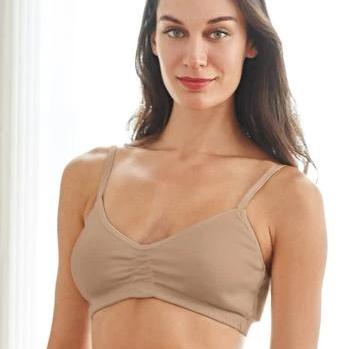 Blue Canoe - Organic Cotton Adjustable Bra Sustainable Lingerie All Things Being Eco