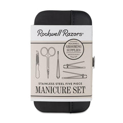 Rockwell Razors - Five Piece Manicure Set- all things being eco chilliwack