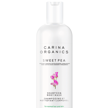 Carina Organics - Sweet Pea Body Wash Refill Zero Waste All Things Being Eco